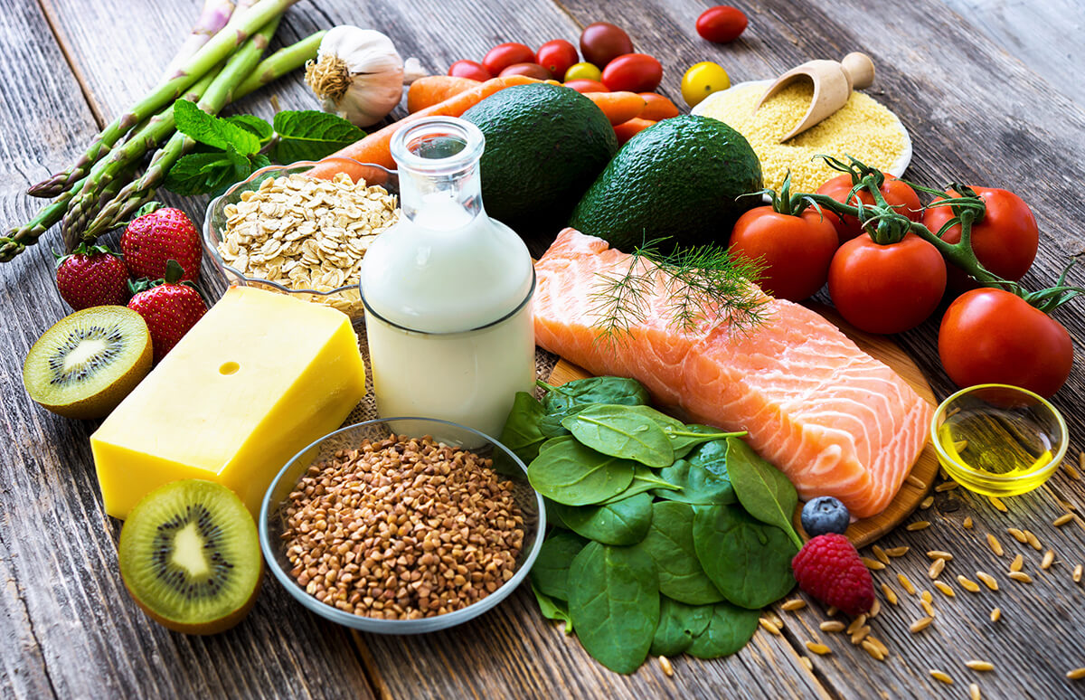 Always On Nutrition - Healthy Food