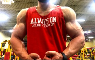 Always On Nutrition - Every Day Is Arm Day