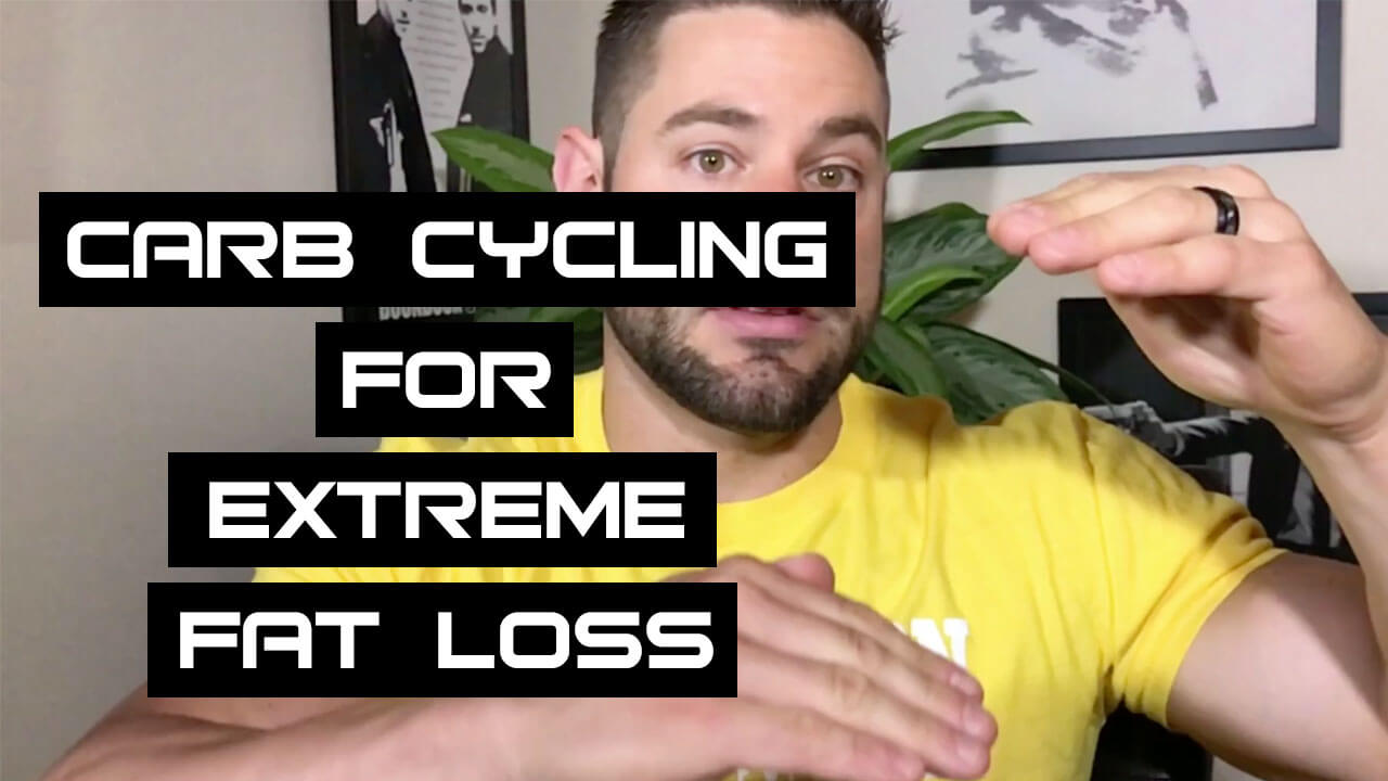 always on nutrition carb cycling for extreme fat loss