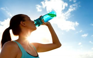 Always On Nutrition - Drinking Water