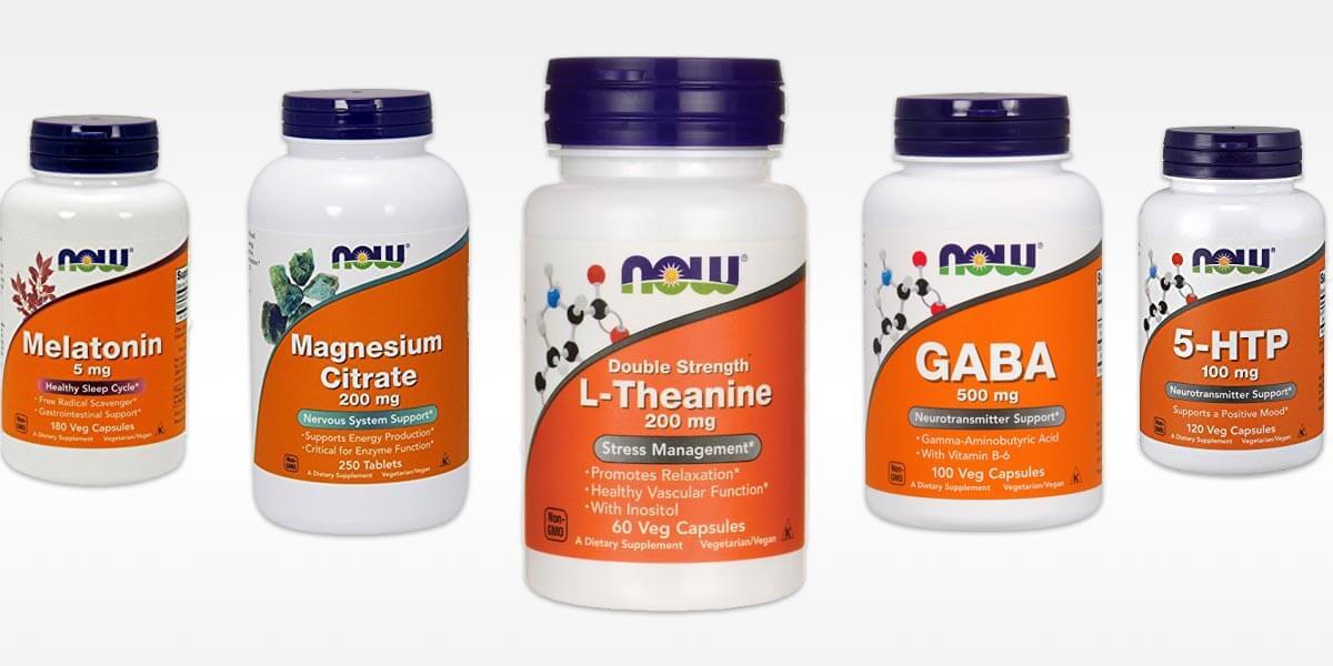 Always On Nutrition - Sleep Aid Supplements