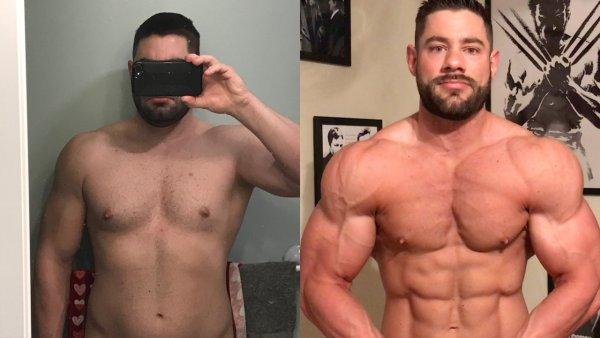 12 Week Transformation - Cardarine