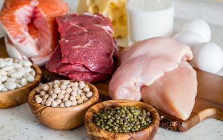 Always On Nutrition - How Much Protein Do You Need To Eat Everyday To Build Muscle