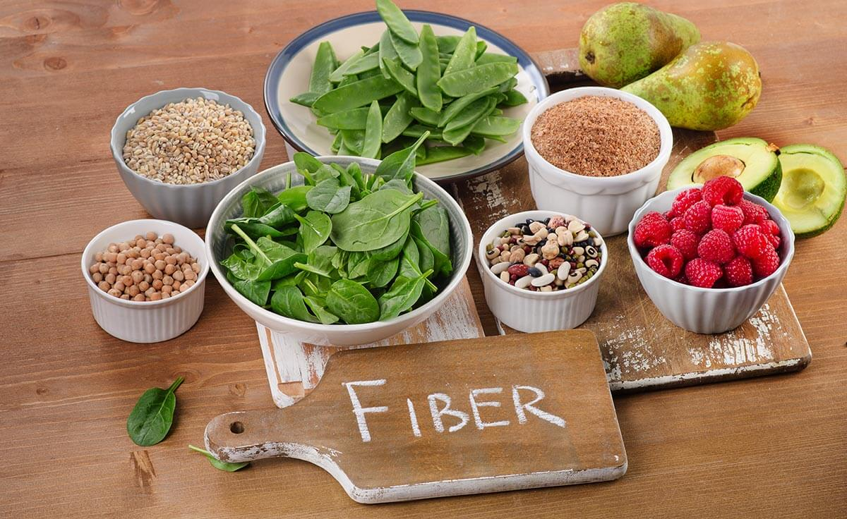 Always On Nutrition - The Health Benefits Of A High Fiber Diet