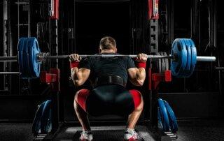 3 DaSplit Workout - Back Squat