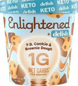 Store Bought Keto Desserts - Enlightened Ice Cream