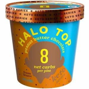 Store Bought Keto Desserts - Halo Top Ice Cream