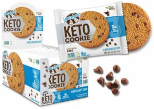 Store Bought Keto Desserts - Lenny and Larrys Keto Cookies
