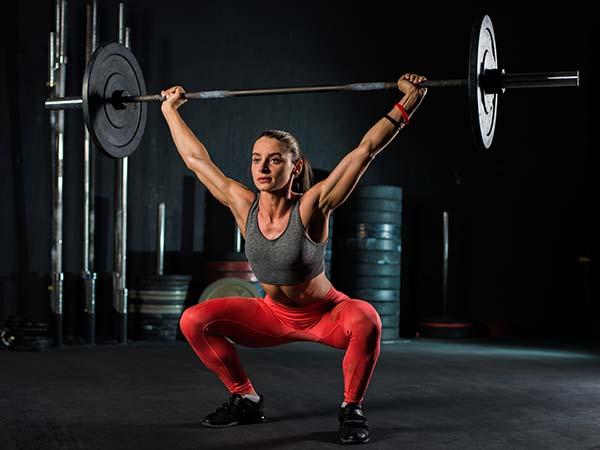 Lean muscle diet- for females hero