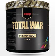 Redcon1 Total War pre workout review - hero