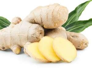 herbs for liver - ginger