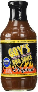 low carb steak sauces - guys bbq