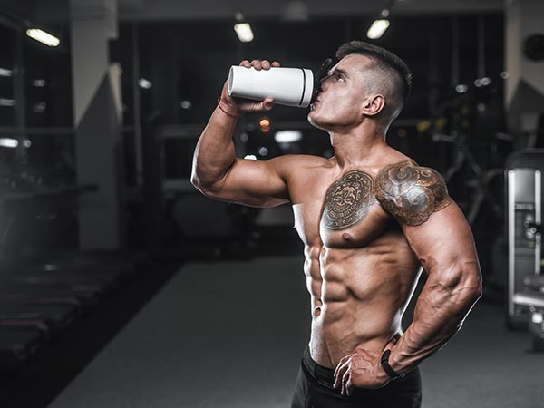 muscle recovery supplements hero
