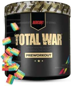 pre workout energy drinks redcon1 total war